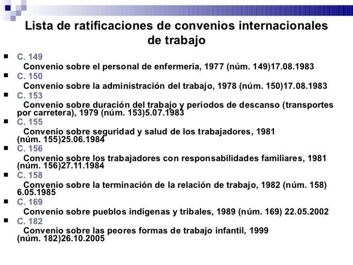 Resultado de imagen para oit SÍNTESIS DE LOS CONVENIOS INTERNACIONALES DEL TRABAJO RATIFICADOS POR VENEZUELA