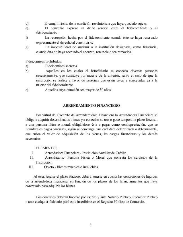 d) e) f) g)  El cumplimiento de la condición resolutoria a que haya quedado sujeto. El convenio expreso en dicho sentido e...