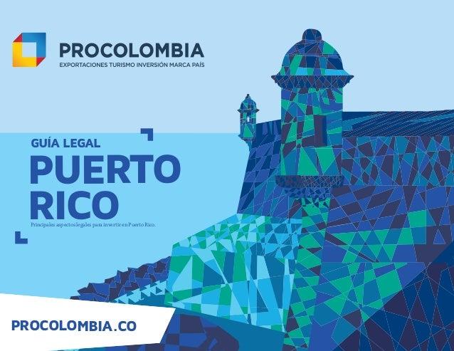 Marco legal Puerto Rico