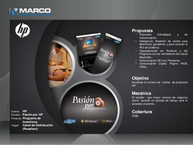 Marco marketing consultants Ejemplos Creativos (Casos de éxito)