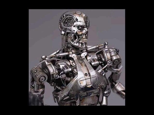 cyborg e androidi