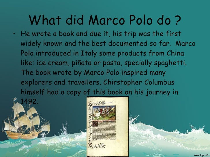 Marco polo 7 what did marco polo fandeluxe Ebook collections