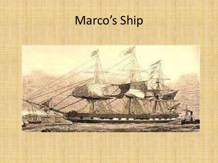 Marco polo's adventures