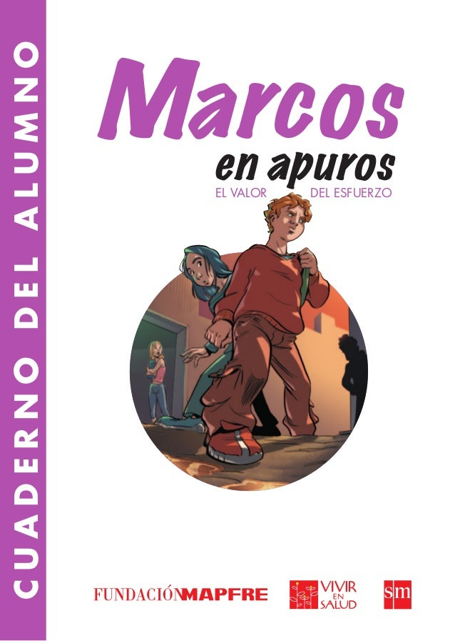 Marcos en apuros – Cuaderno de actividades