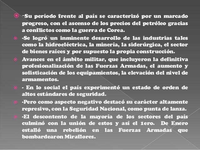 Marcos Perez Jimenez - El Proceso de Perez Jimenez la Historia Del Juicio Disco #1 La Acusación