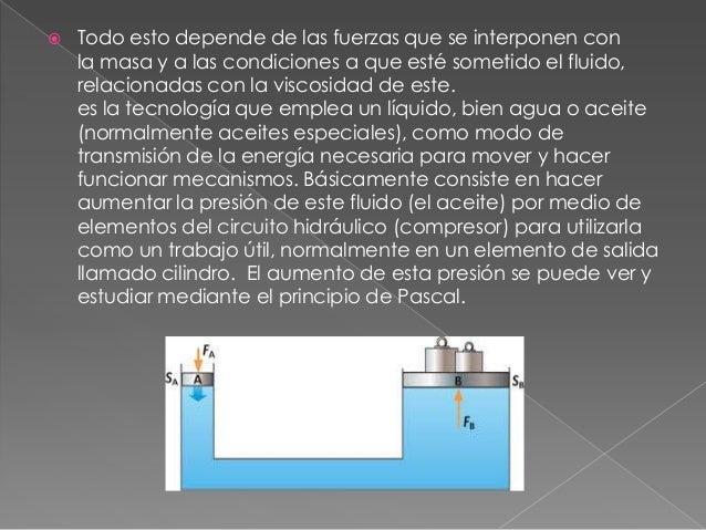 Marco teórico de la hidraulica