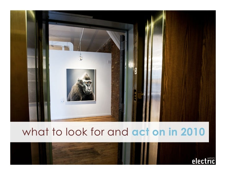 what to look for and act on in 2010