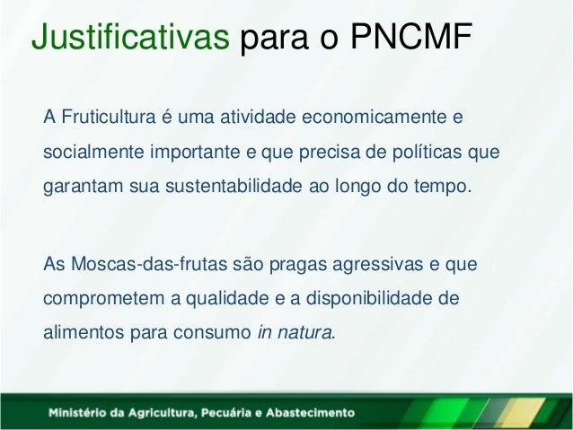 A Fruticultura é uma atividade economicamente e socialmente importante e que precisa de políticas que garantam sua sustent...