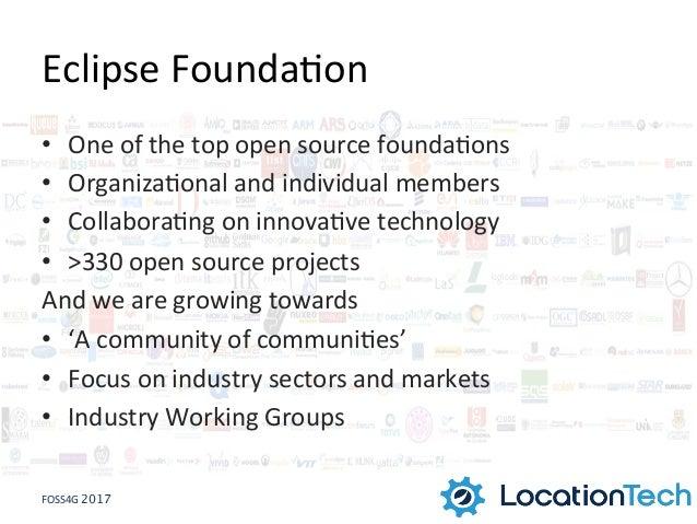 FOSS4G 2017 Boston LocationTech; Big Data at the Heart of Geospatial Innovation Slide 2