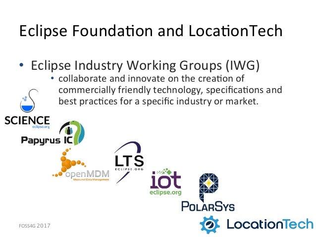 FOSS4G 2017 Boston LocationTech; Big Data at the Heart of Geospatial Innovation Slide 3