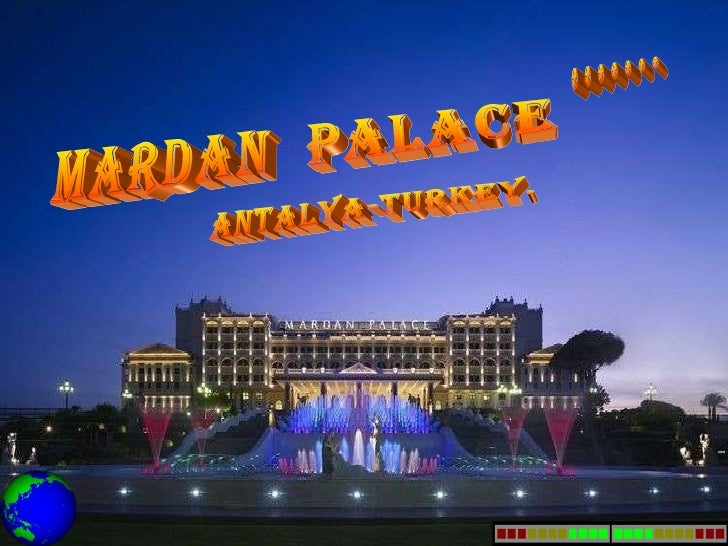 mardan  palace * * * * * * * antalya-turkey.