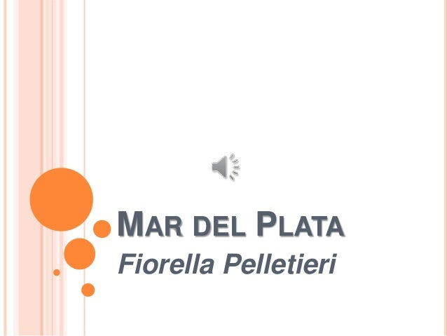 MAR DEL PLATA Fiorella Pelletieri