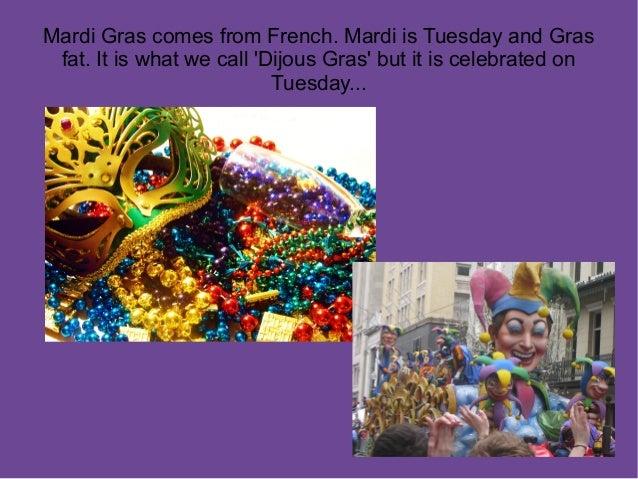 mardi gras, Powerpoint templates