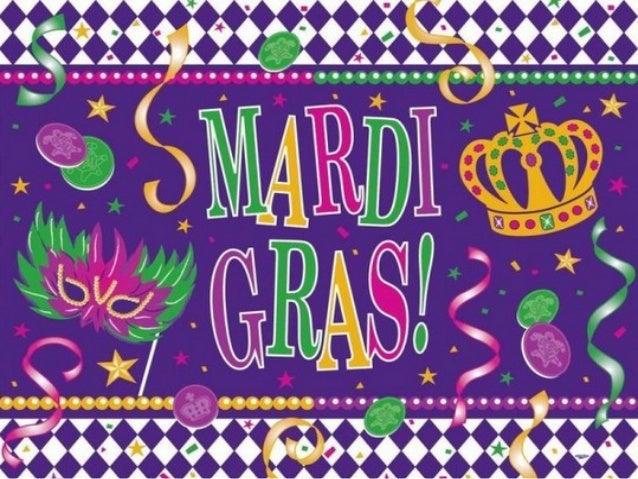 Mardi Gras est une fête qui est célébrée tous les ans entre février et mars. Cette année, nous allons célébrer Mardi Gras ...