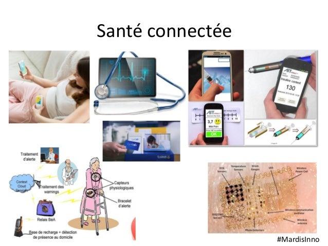 #MardisInno Santé connectée - 16 -