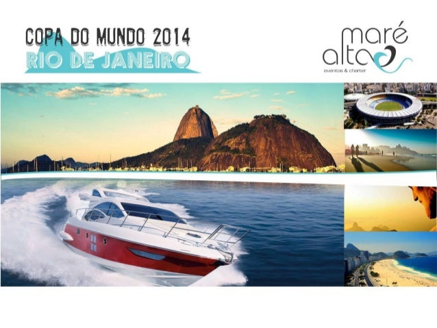 Maré Alta Charter is a company over 10 years in the nautical market in Brazil, we work with charter, events, experiences a...