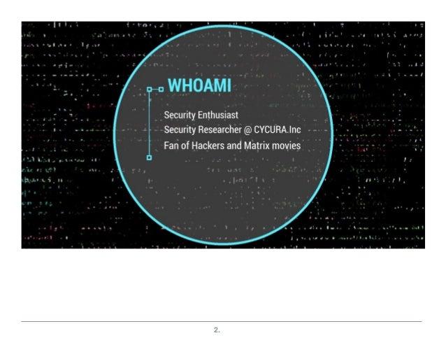 How to Fuzz like a Hacker Slide 2