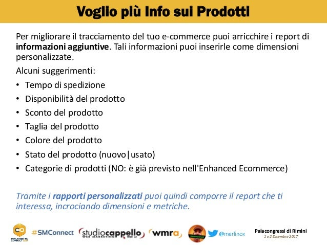 Palacongressi di Rimini 1 e 2 Dicembre 2017@merlinox Voglio più Info sui Prodotti Per migliorare il tracciamento del tuo e...