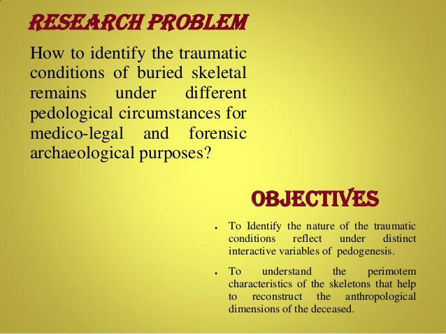 forensic archeology essay Cultural anthropology research paper topics cultural anthropology is the study of human patterns of thought and behavior, and how and why these patterns differ, in contemporary societies cultural anthropology is sometimes called social anthropology, sociocultural anthropology, or ethnology.