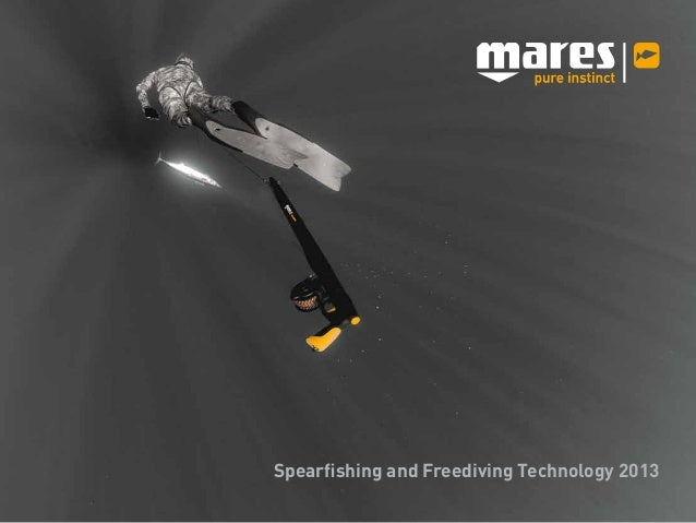 Spearfishing and Freediving Technology 2013