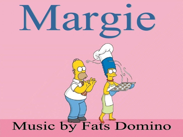 Margie Music by Fats Domino