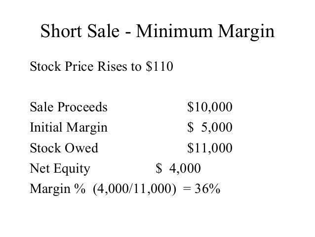 Forex negative margin