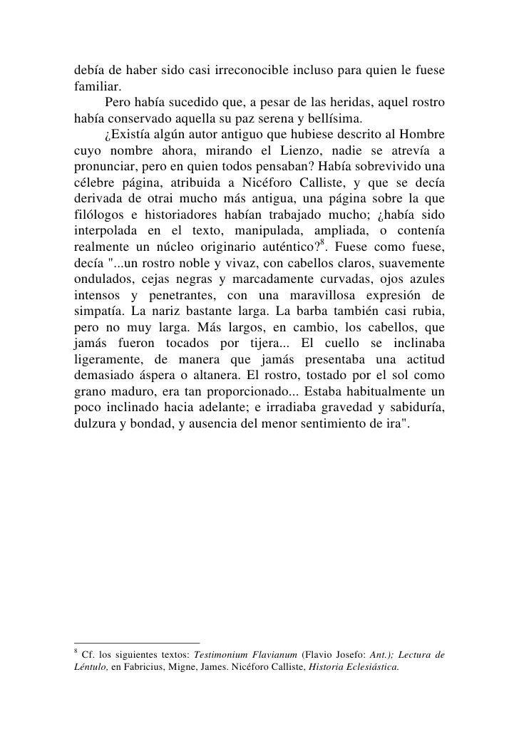 V                         La búsqueda        Los frescos de Cimabúe. — Un obispo del siglo        XIV...—...y una Comisión...