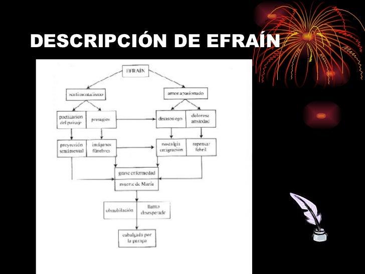 DESCRIPCIÓN DE EFRAÍN