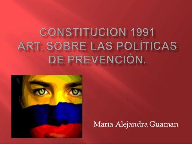 María Alejandra Guaman