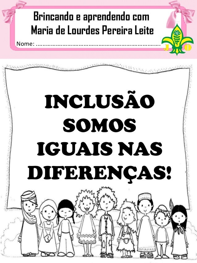 Maria De Lourdes Atividades Divertidas Para Criancas3