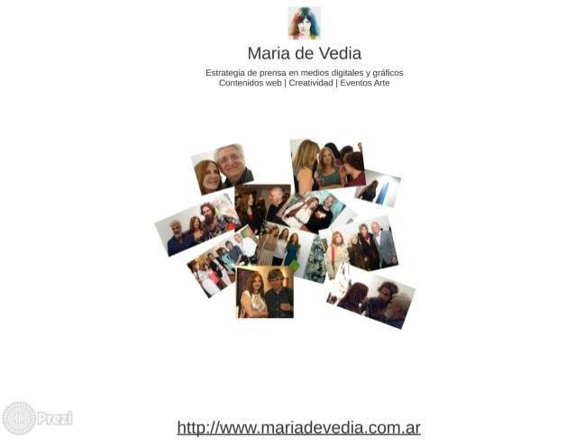 Maria de Vedia | Portfolio