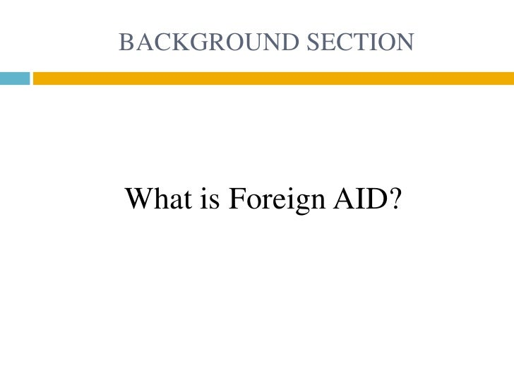 international aid thesis The effectiveness of foreig aid case study: zambia  the effectiveness of foreig aid  financial aid from the international donor community over the last.