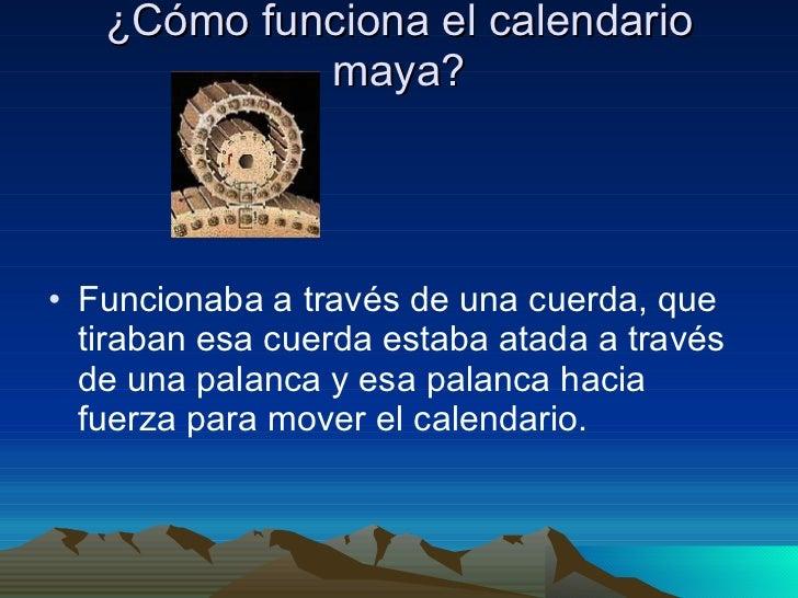 4 inventos de los mayas
