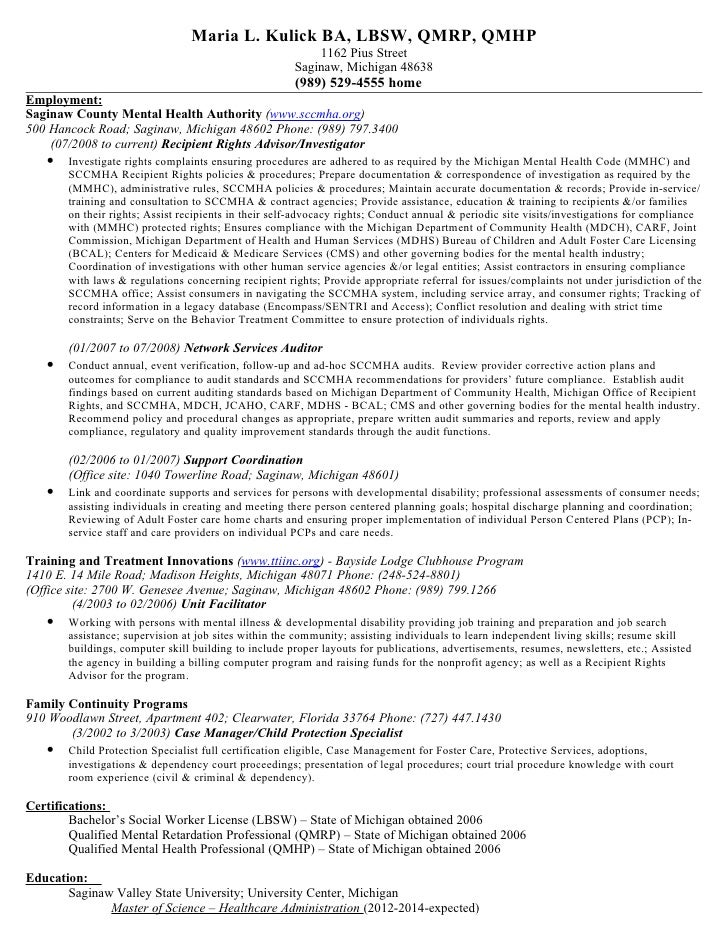 Cover letter probation officer examples