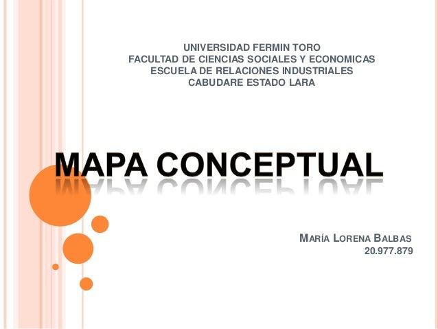 UNIVERSIDAD FERMIN TOROFACULTAD DE CIENCIAS SOCIALES Y ECONOMICAS   ESCUELA DE RELACIONES INDUSTRIALES          CABUDARE E...