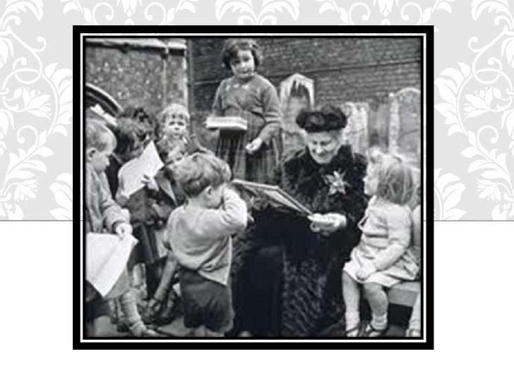 maria montessori - Maria Montessori Lebenslauf