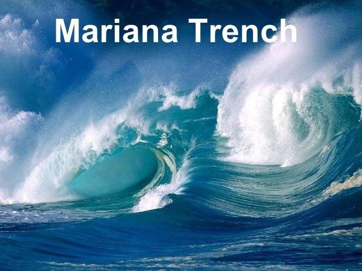 Mariana Trench