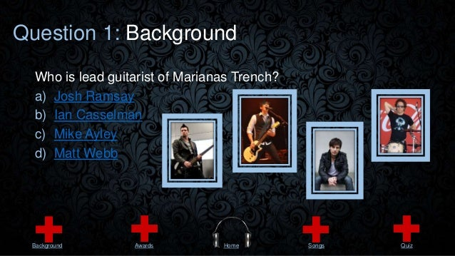 Masterpiece Theatre - Marianas Trench | Songs, Reviews ...
