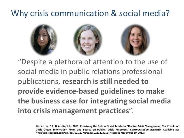 community relationship management and social media pdf