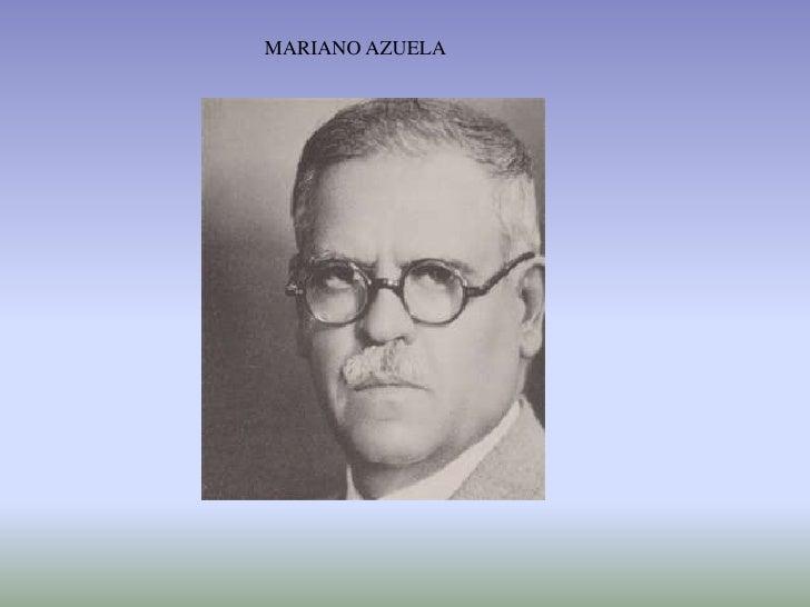 MARIANO AZUELA<br />