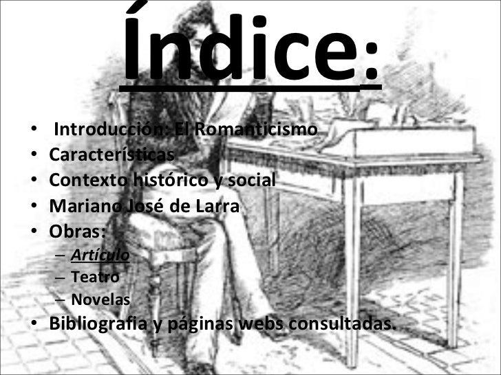 Mariano josé de larra Slide 2
