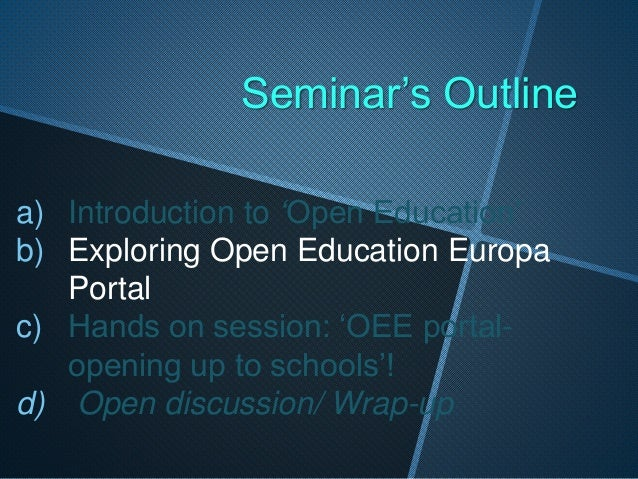 OPENNESS: A challenge for Education, an opportunity for teachers! Let's work together!! UIB Summer school 2015
