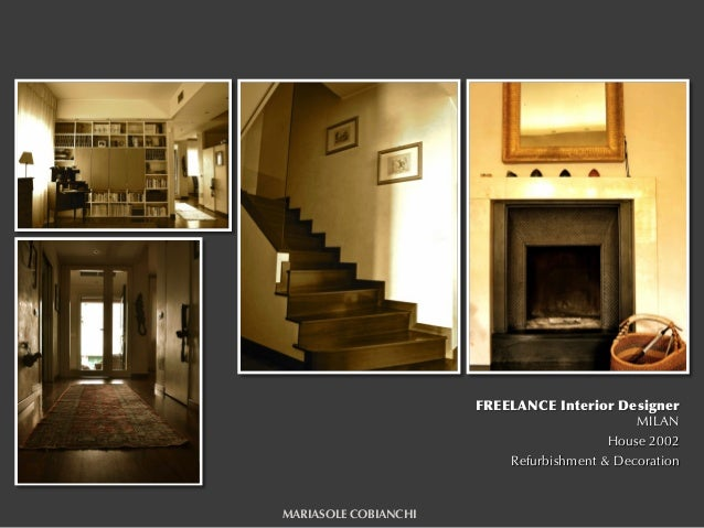 FREELANCE Interior Designer ...