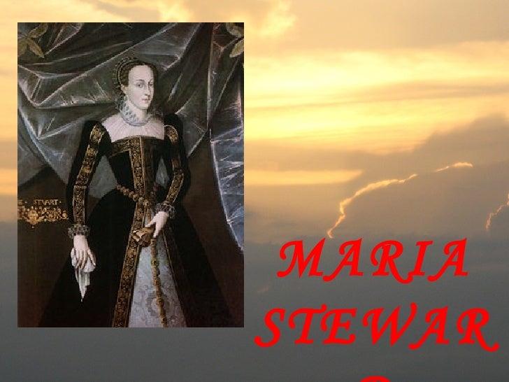 MARIA STEWARD