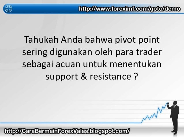Belajar pivot point forex