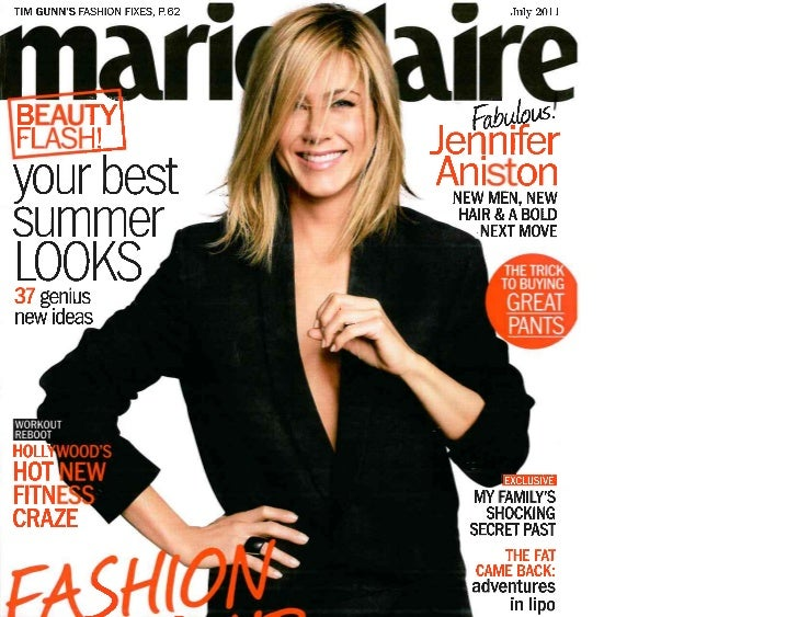 Eating Recovery Center Marie Claire Story
