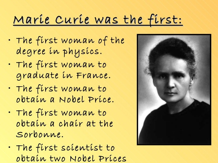accomplished life of marie curie essay