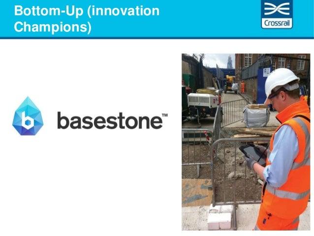 Bottom-Up (innovation Champions)