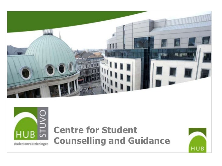 Centre for StudentCounselling and Guidance