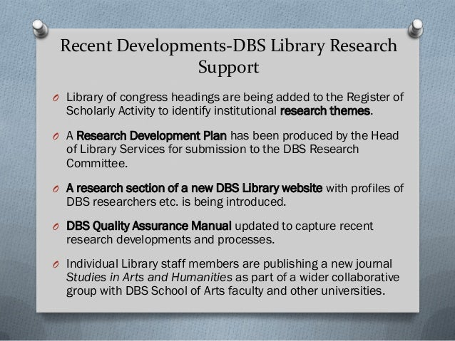 Proposed Research Page for the New Library Website